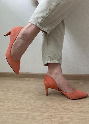 Шикарные брендовые туфли-лодочки antoni biaggi