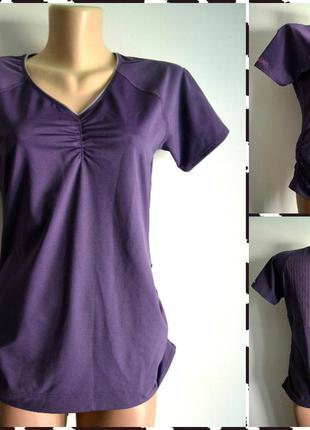 Reebok ® playdry  спортивная футболка размер м-l