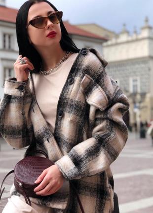 Сорочка - пальто