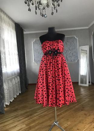 Вечернее платье выпускное