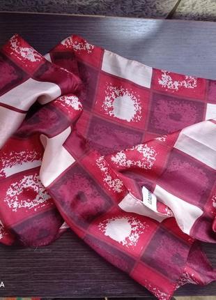 Шелковый шарфик от ldadpr