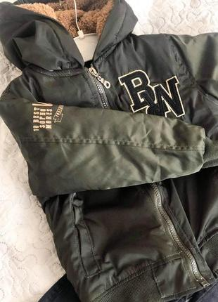 Курточка и джинсики