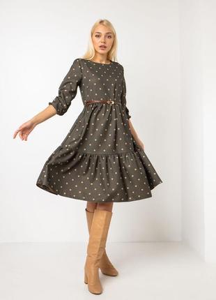 Плаття сукня утепленное платье