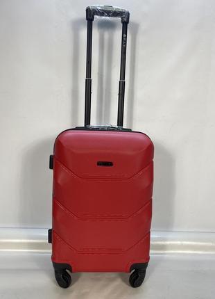 Чемодан 147-s (маленький) красный