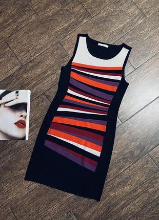Шикарное бандажное платье известного бренда. оригинал