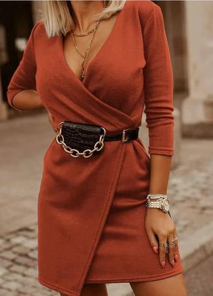 Платье женское в расцветках