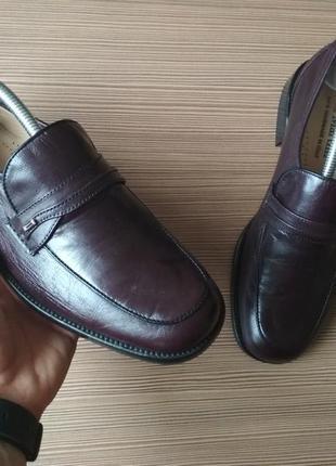 Туфли лоферы (дерби броги оксворды) made in italy! будете довольны покупкой