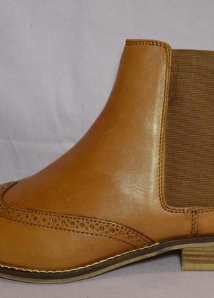 Р.41 mint&berry,германия,натуральная кожа! элегантные,суперкомфортные ботинки туфли