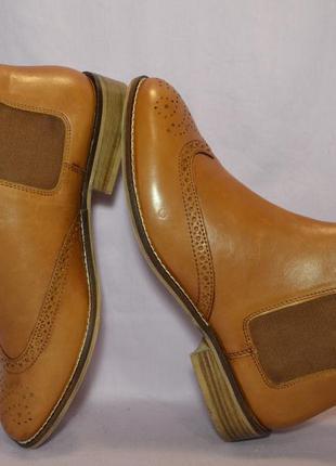 """Р41 """"mint&berry"""",германия, натуральная кожа! элегантные,суперкомфортные ботинки туфли"""