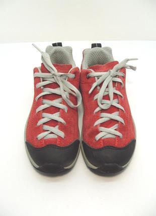 Детские замшевые кроссовки mckinley р. 30-31