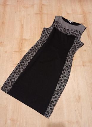 Крутое теплое платье