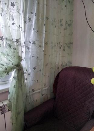 Тюли на балкон