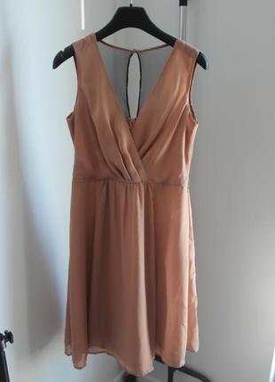 Платье на запах / вечернее платье  / подружка невесты