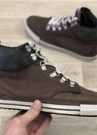 Converse all star шкіряні кеди кросівки оригінал