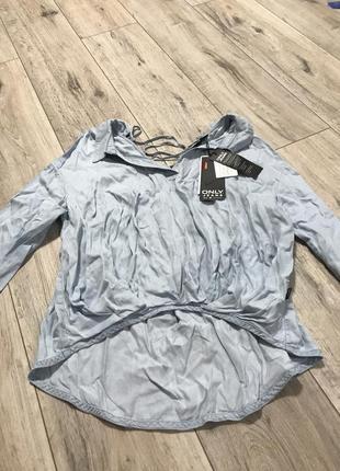 Блуза из лиоцела