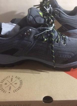 Треккинговые кроссовки sierra водонепроницаемые ботинки туристические
