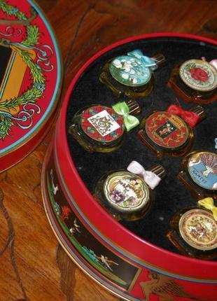 Редкий коллекционный набор духи в коробке италия