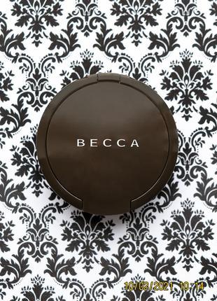 Топовый хайлайтер becca shimmering skin perfector pressed champagne pop 2.4 г c