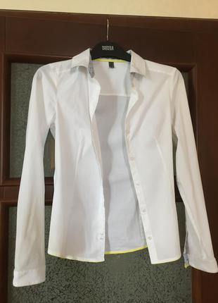 Белая рубашка от esprit