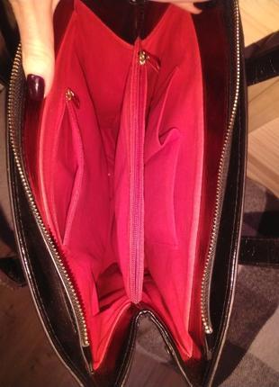 Стильна замшева сумка в стилі gucci6 фото