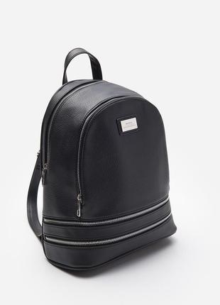 Эффектный, городской рюкзак с молниями house