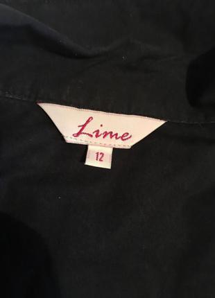 Рубашка lime