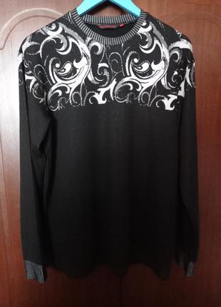 Шикарный тоненький свитер
