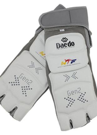Протектор стопы для соревнований daedo gen2daedo wtf