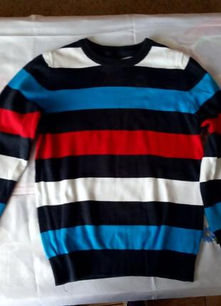 Свитшот кофта свитер  на 122см. фирменний1 фото