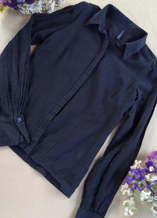 Классическая блуза-рубашка
