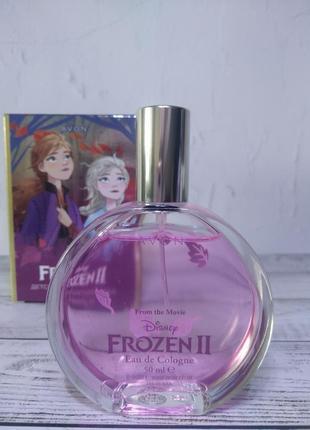 Туалетная вода для девочки frozen холодное сердце avon
