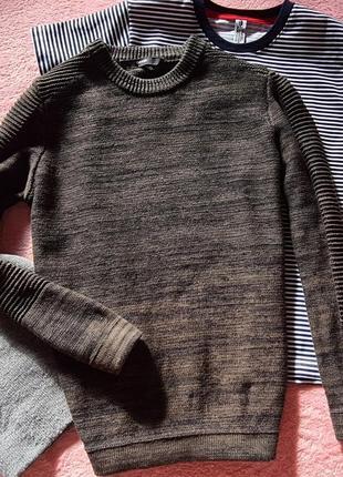 Свитер джемпер пуловер не свитшот zara next disney h&m hilfiger