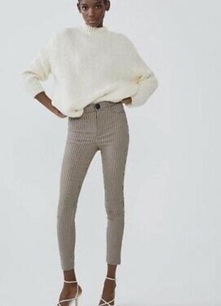 Брюки штаны легенсы zara новых коллекций
