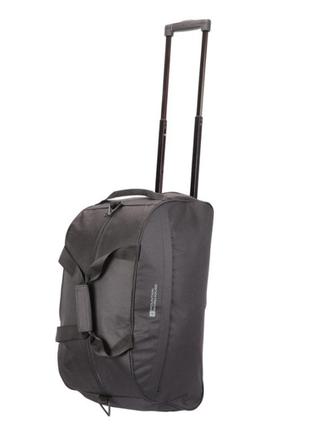 Складная сумка на колесиках mountain warehouse - 40 л