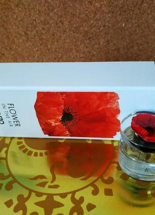 Kenzo  flower духи миниатюра