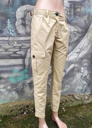 Штаны чиносы бренд оригинал кэмел джогеры