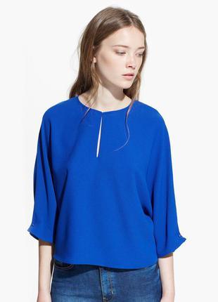 Крутая блуза mango