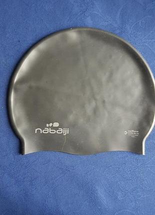 Резиновая шапочка для плавания nabaiji