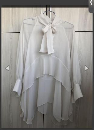 Блуза zara xs в красивом цвете на размер xs s
