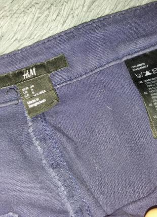 Штани штаны cotton стрейч