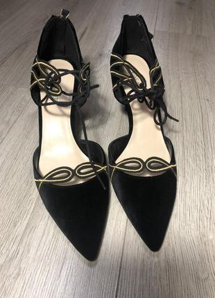 Нереально классные туфли лодочки nine west