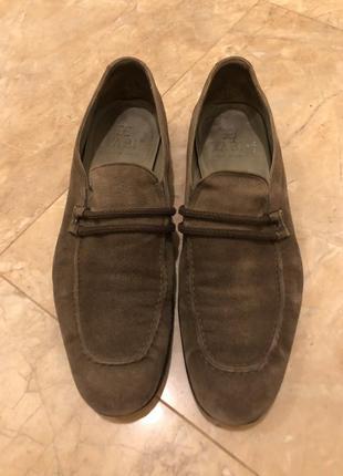 Туфли лоферы fabi