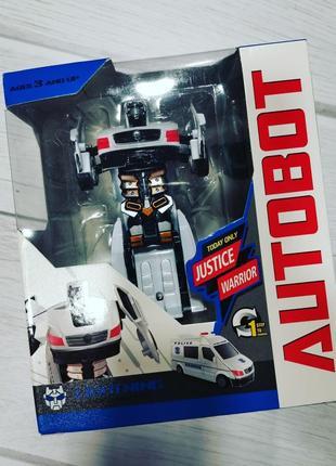 Робот трансформер цена 120грн