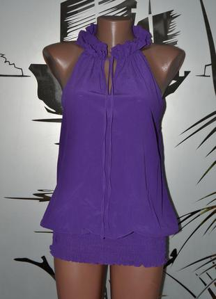 Большой выбор блузок и рубашек разных размеров и фасонов 100%шелк