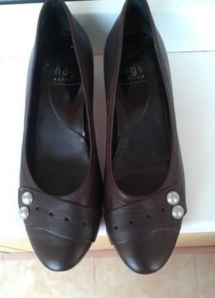 Женские туфли Hogl 2019 - купить недорого вещи в интернет-магазине ... 322a838bb5403