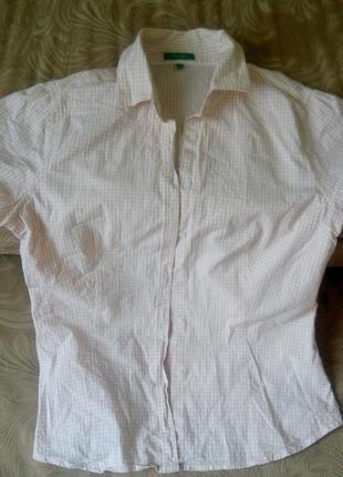 Рубашка в клітинку