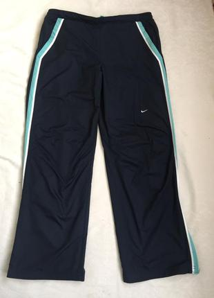 Распродажа! штаны спортивные женские nike раз l (48)