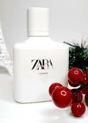 Zara femme, парфюмированная вода, 100 мл