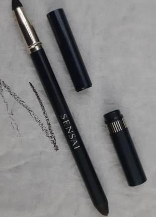 Карандаш для глаз eyeliner pencil  sensai5 фото