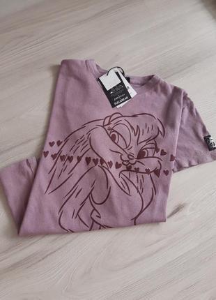 Мультяжна футболочка pull&bear